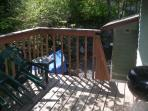Deck going downstairs