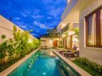 New Luxury Villa 5BR Seminyak