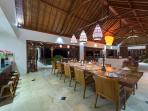 Villa Asada - Indoor dining