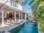 3 Bedroom Villa Near Restaurants & Beach in Oberoi