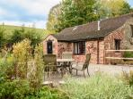 Parish Mill Cottage full of charm & character, 4* Gold rated by Visit Britain