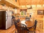 Kitchen with Stainless Steel Appliances at The Great Outdoors