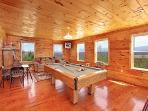 Game Room at Black Bear Ridge