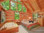Bedroom at Call Of The Wild