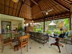 4. Villa Kedidi - Living and dining