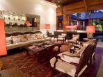 12. Villa Mako - Living room