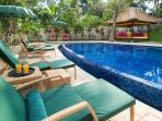 14. Villa Mako - Pool and sunloungers