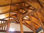 Grande mezzanine pour 2 couchages