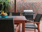 Enjoy a BBQ with family and friends