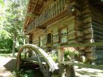 Stuart Log Cottage