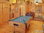 Pool Table at Fishin' Hole