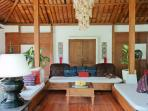 Indonesian joglo designed for comfort and relaxation