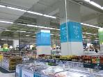 Shopping mall with Hypermarket right below where you stay for your convenience of getting anything