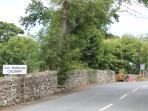 Culdaff Village