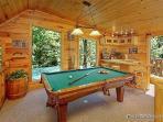 Lofted Game Room at Gentleman Jack's