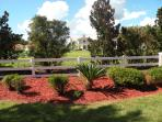 View on the TradeWinds Welcome Center