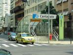 metro Cantagalo próximo