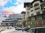 complex Monastery 3, Pamporovo ski resort