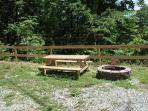 Picnic Area at A Point Of View