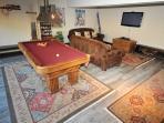 First floor gameroom