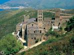 Monasterio St Pere de Rodes