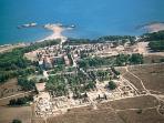 Ruinas greco-romanas Empúries