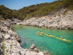 Kayak L'Escala-Cala Montgó