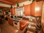 Full Kitchen with all the amenities!