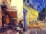 Place du forum Van Gogh