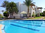 Holiday apartment in Hilton Sharm Dreams Resort.