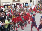 The Palio-a colourful spectacle