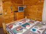 First Floor Bedroom at Bearly In The Mountains