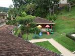 Parque niños - Vista desde balcón