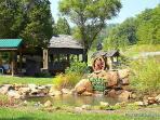 Resort Area at Waters Edge Lodge