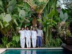 Bali Villa Home staff
