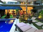 Villa Tanjung, a tropical private oasis in Legian