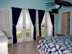 master bedroom - Atlantic view