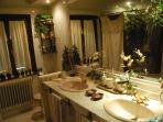 Baño doble completo en planta baja
