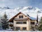 Chalet Gemsstock , heart of the Alps