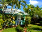 La Casa Garden, cottage dans un magnifique jardin tropical, à 2 pas de la plage