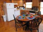 Kitchen at Cloud 9
