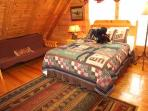 Lofted Bedroom at Cloud 9