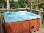 Hot Tub at Cloud 9
