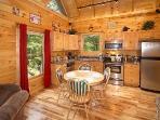 Kitchen at Brownie Bear
