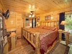 Bedroom at Brownie Bear