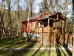Cherokee Cedar Cabin.