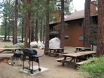 La Residence BBQ Area