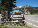 The Summit and Mammoth Mountain (Summer)