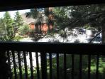 Living Room Covered Balcony