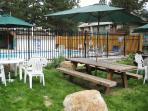 Mountain Shadows Picnic Area & Pool (Summer Only)